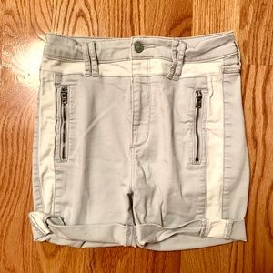 One-of-a-Kind Abercrombie Shorts